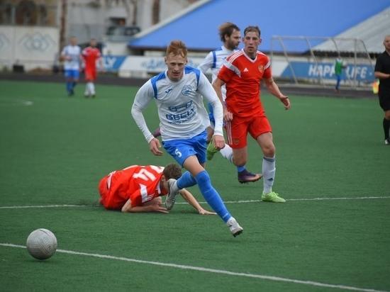 Костромские футболисты остались сегодня без бронзовых медалей
