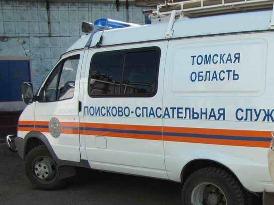 Спасатели выручили «человека-паука», застрявшего на стене дома в Томске