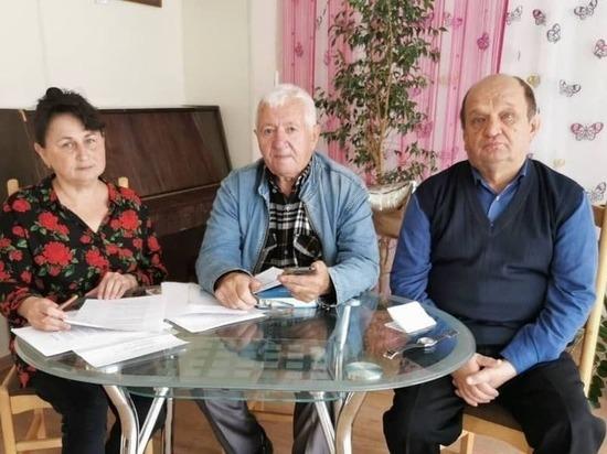 Встреча с поэтами прошла в Серпухове