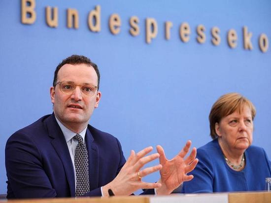 Германия: Страна переживает «пандемию непривитых»