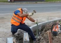 В Пскове начался ремонт Рижского проспекта