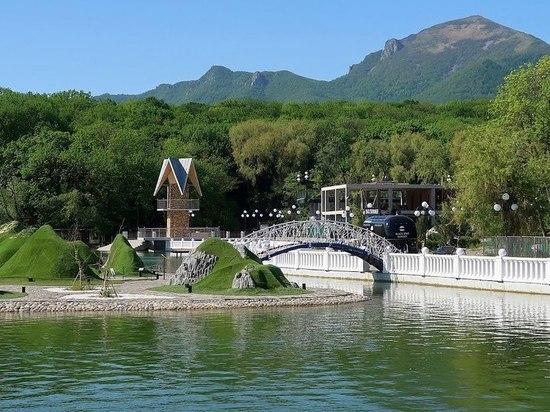 Самую популярную на Ставрополье insta-зону выявили в Железноводске