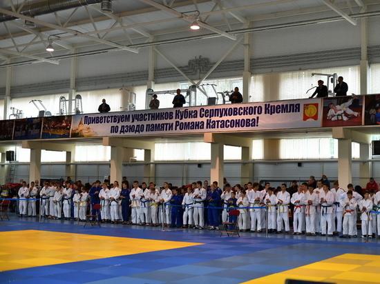 Соревнования по дзюдо памяти Романа Катасонова пройдут в Серпухове