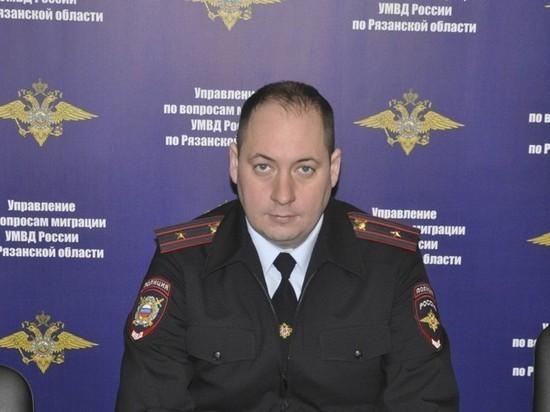 Арестован замначальника отдела рязанского УМВД Юрий Чешковский
