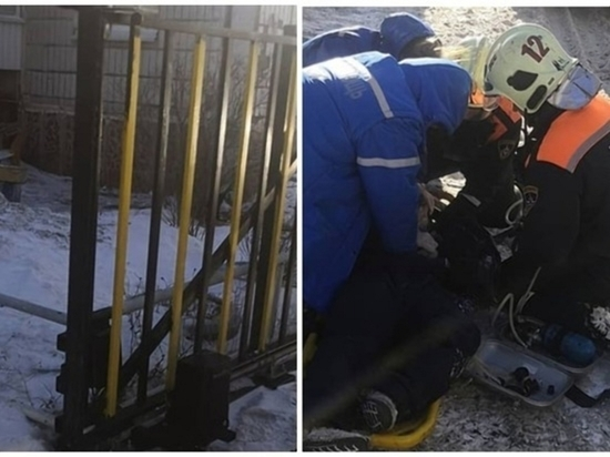 Спустя полгода умер мальчик, искалеченный автоматическими воротами в Томске