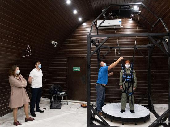 Для лунного эксперимента в России сделали новое устройство имитации невесомости