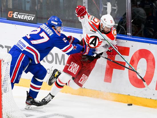 Игра против своих: почему питерский СКА забивает в собственные ворота