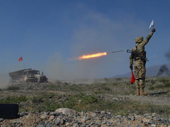 Прорвавшиеся «отряды боевиков» были уничтожены