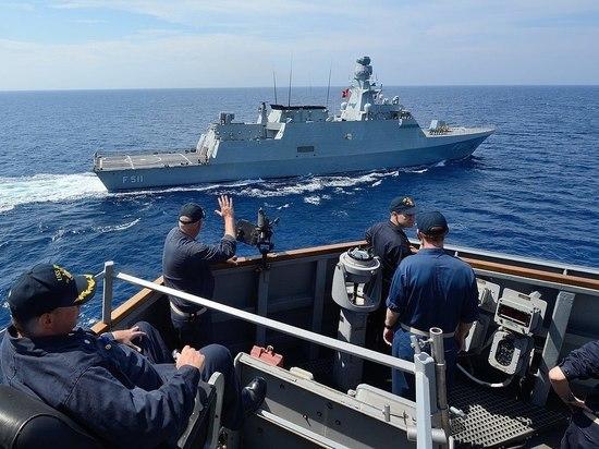 Турция и Украина начали создавать противовес России на Черном море