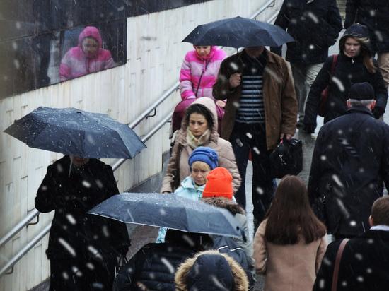 В Москве произойдет обвал полярного холода