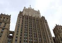 МИД: Россия отказывает в визах дипломатам США на паритетной основе