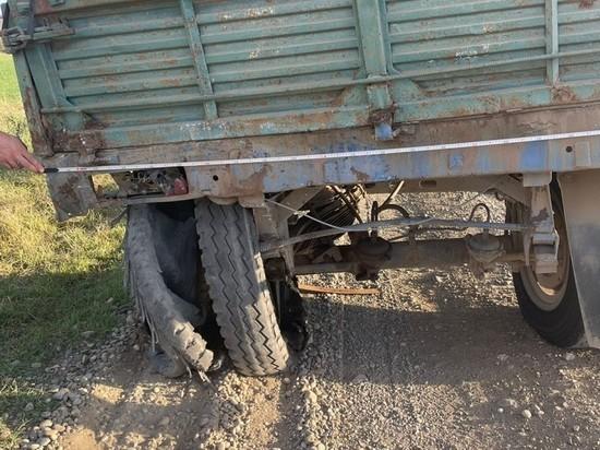 На Ставрополье нашли скрывшегося с места смертельного ДТП водителя грузовика