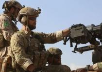 Американские войска остаются  в Сирии
