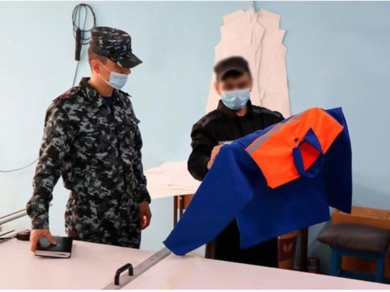 В Якутии осужденные шьют подушки и спецодежду