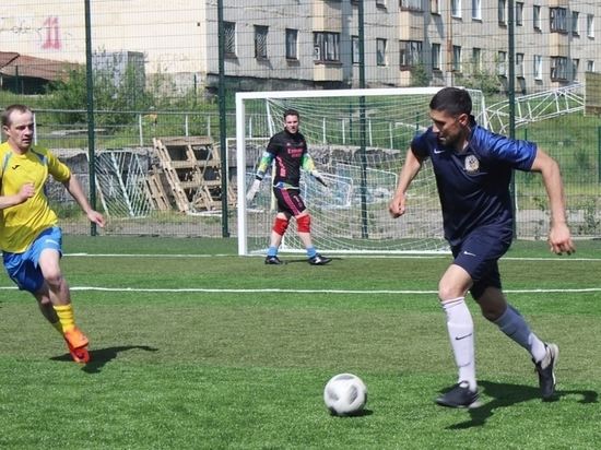 На Колыме пройдет чемпионат по футболу
