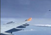 Истребители Су-30MKV2 сопровождали самолёт с национальной паралимпийской сборной в Венесуэлу