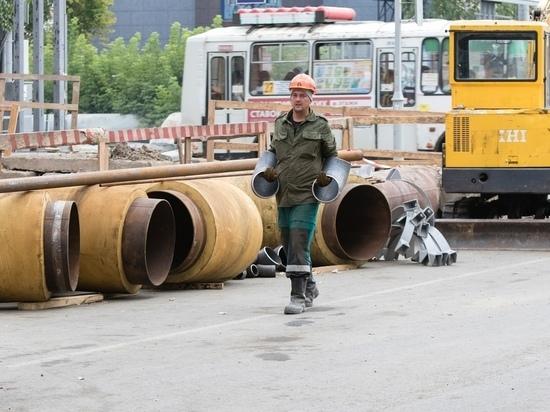 Одну полосу дороги на Иркутском тракте в Томске закрыли до 11 сентября