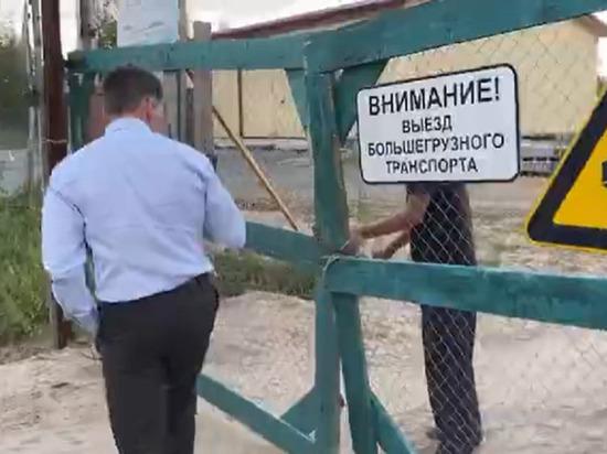 Любопытное продолжение получила скандальная история с визитом Олега Кожемяко на строящуюся школу в Волчанце.