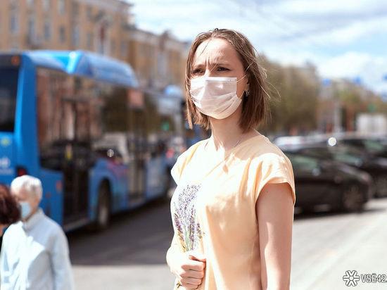 В Кузбассе шесть человек с коронавирусом умерли за сутки