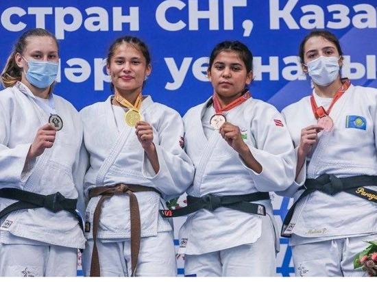 Дзюдоистки из Якутии взяли серебро и бронзу Игр стран СНГ