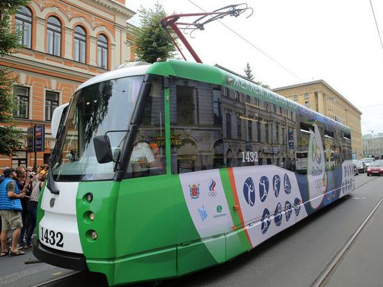 Петербуржцы через три года будут ездить на новых трамваях