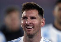 Месси побил рекорд Пеле по числу голов, забитых за сборную из Южной Америки