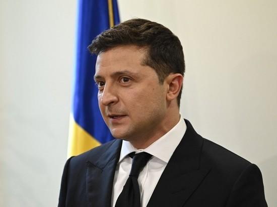 Зеленский отказался идти на второй президентский срок