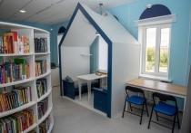 Больше не нужно соблюдать тишину: стильную библиотеку с кофейней открыли в Салехарде