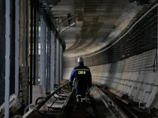 Петербургским метростроевцам дадут новую работу и застрахуют от несчастных случаев
