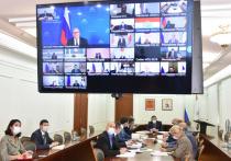 Глава Марий Эл доложил о реализации индивидуальной программы социально-экономического развития