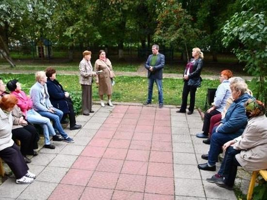 Жильцы многоквартирного дома в Серпухове выбирают управляющую компанию