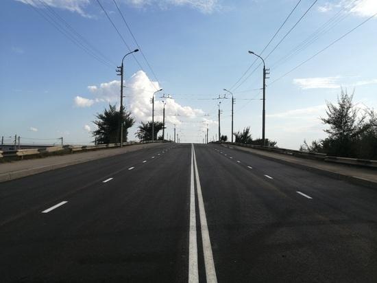 В Абакане навсегда закроют проезд по виадуку для большегрузного транспорта