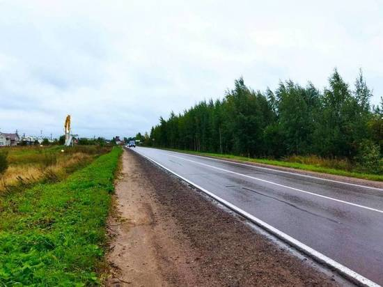 В течение двух лет запланировано привести в нормативное состояние участок дороги протяженностью 12,7 километра