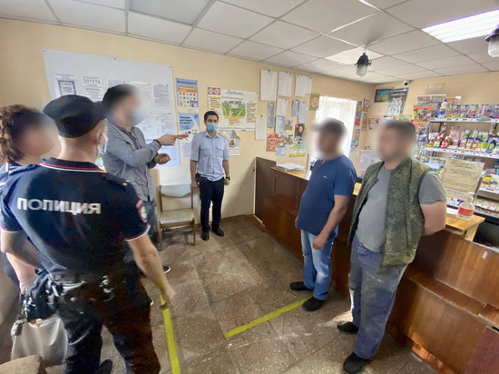 Напавших на отделение почты в Крыму задержали на Северном Кавказе