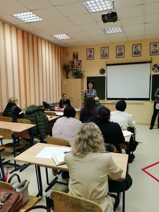 О работе Центра по профориентации рассказали родителям выпускников школ Серпухова