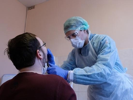 В Курской области коронавирусная инфекция подтвердилась еще у 173 человек