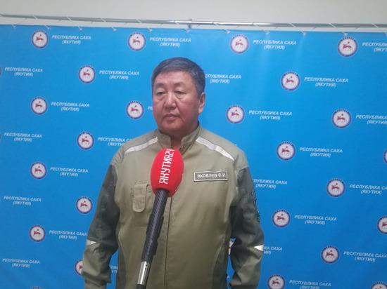 В Якутии за сутки потушили двенадцать природных пожаров