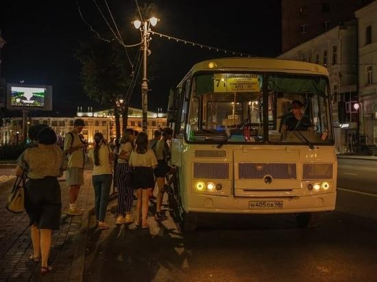 В Курска в День города вечером пустят дополнительный транспорт большой вместимости