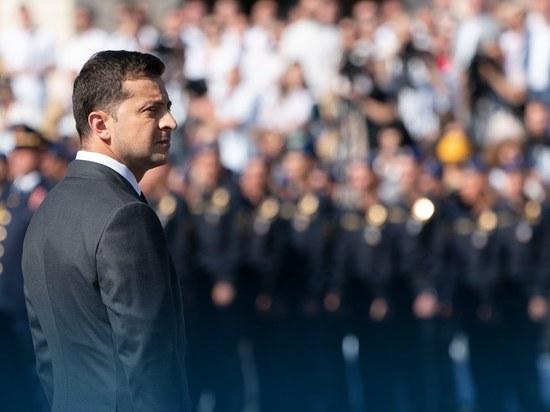 В Киеве рассказали о желании Зеленского избраться на второй срок