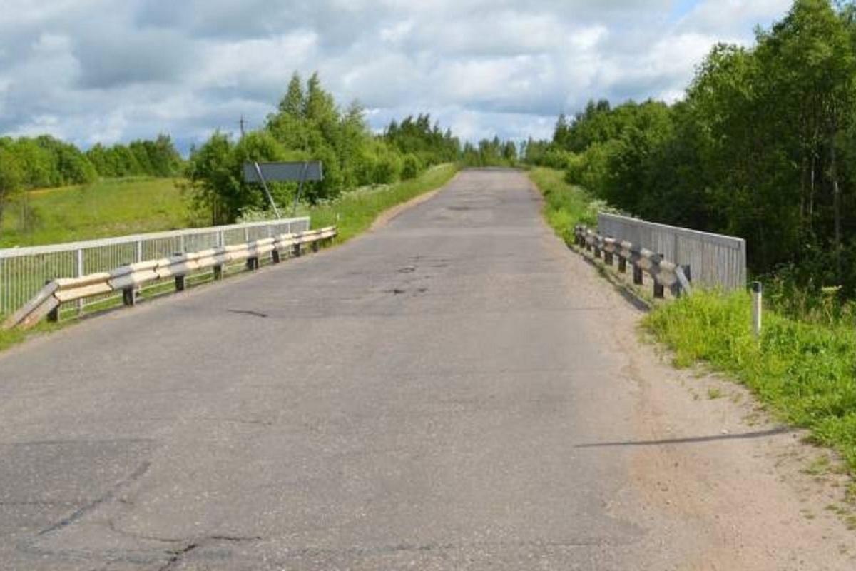 В Костромской области отремонтируют еще один мост