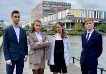 Четверка костромских умников и умниц собирается в Москву на теле-шоу