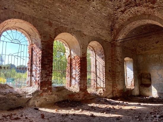 Исторические развалины Тульской области: что посмотреть на выходных