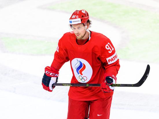 Российский хоккеист Тарасенко останется в «Сент-Луис»