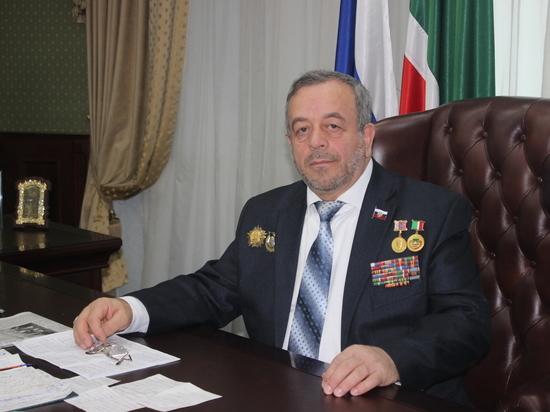 Нурди Нухажиев считает, что материал Сергея Моргачева имеет националистический характер, и намерен намерен обратиться в прокуратуру