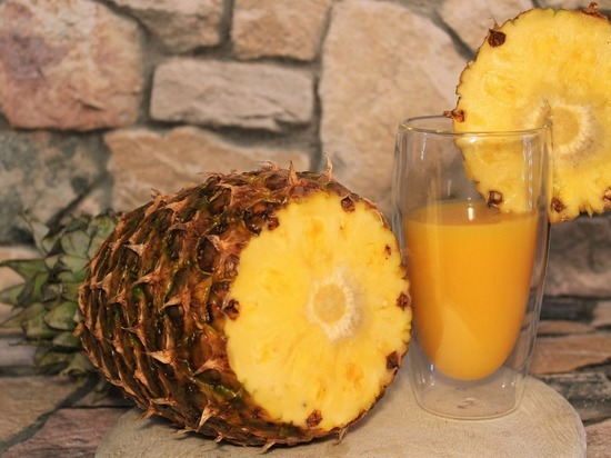 Сок ананаса способен снизить воспаление и защитить от рака