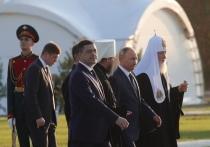 Митрополит Тихон о монументе Александру Невскому: Спасибо губернатору за личный контроль
