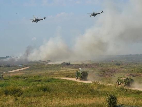 Войска на учениях «Запад» отработали оборону  Калининградской области