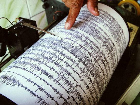 С начала сентября в Магаданской области зафиксировано два землетрясения