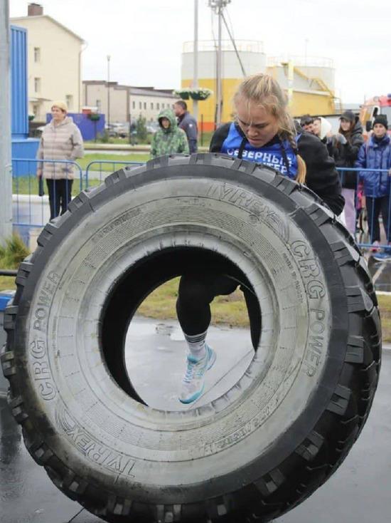Все золото региональных состязаний «Северный характер» забрали силачи из Пуровского района