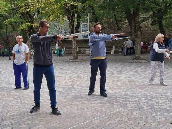Спортсмены Железноводска проведут мастер-классы в Крыму